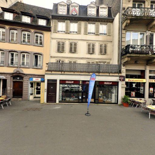 Cash In Stras - Matériel audiovisuel - Strasbourg