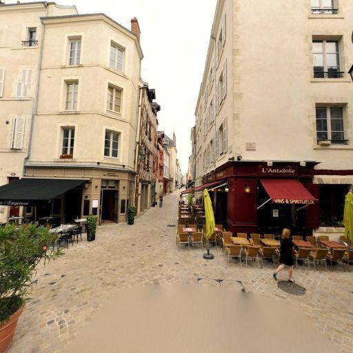 Les Enfants Terribles - Café bar - Orléans