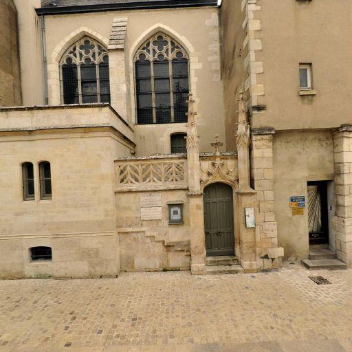 Salle des Thèses - Attraction touristique - Orléans