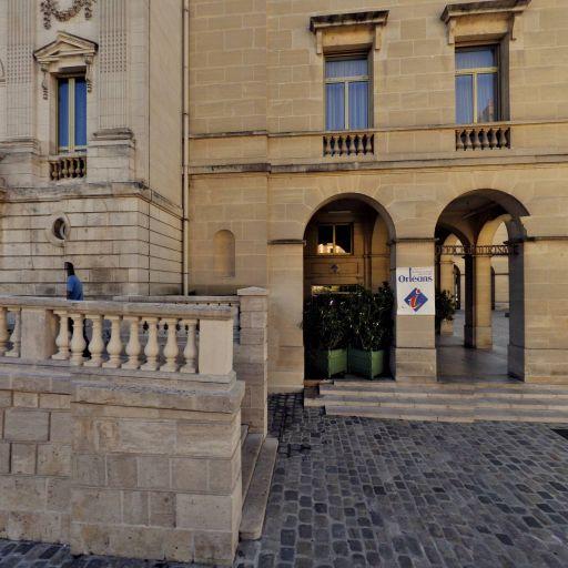 Conservatoire à rayonnement départemental - Grande école, université - Orléans