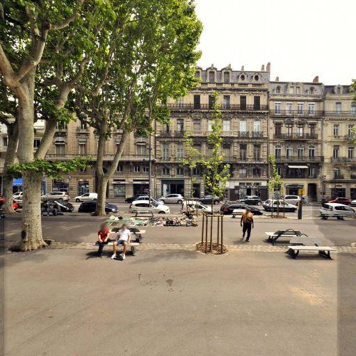 Allées Paul-Riquet - Attraction touristique - Béziers