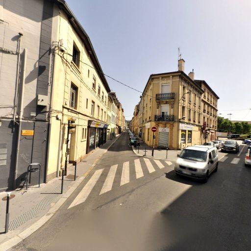 Parking Q-park Chavanelle - Parking public - Saint-Étienne