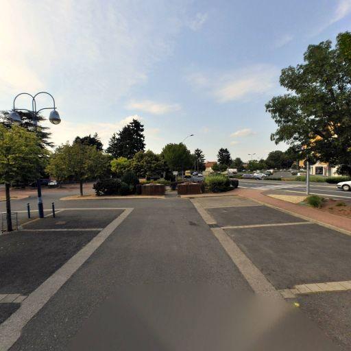 Parking Coupée - Parking - Charnay-lès-Mâcon