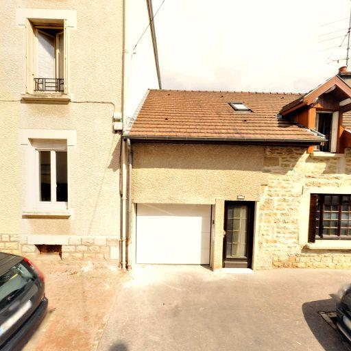 Aravantinos Denis - Office de tourisme et syndicat d'initiative - Dijon