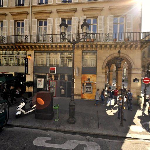 Aire de covoiturage musée du louvre - Aire de covoiturage - Paris