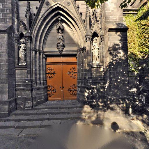Église Saint-Eutrope - Église catholique - Clermont-Ferrand