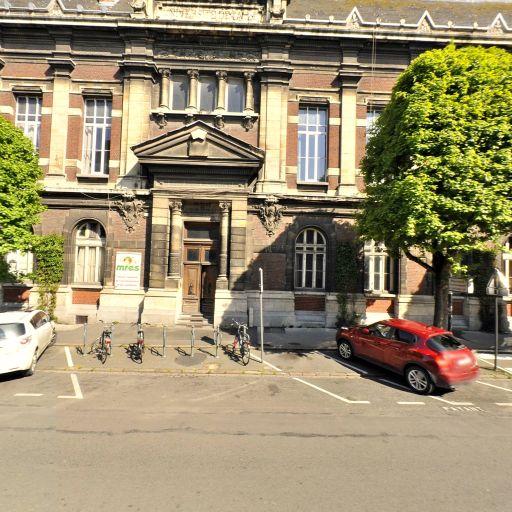 Centre Régional De Documentation Tiers-Monde - Bibliothèque et médiathèque - Lille