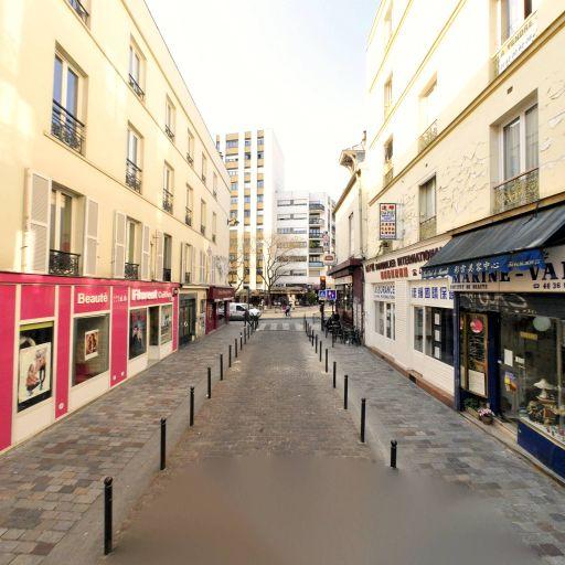 Bouhembel Hassène - Coursiers - Paris