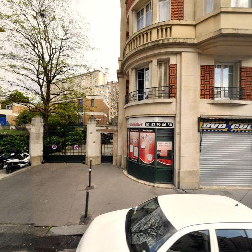 Restaurant Emeraude Joseph de Maistre CASVP - Restaurant d'entreprises et collectivités - Paris