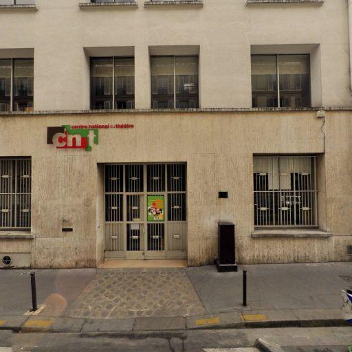 Centre National du Théâtre - Entrepreneur et producteur de spectacles - Paris