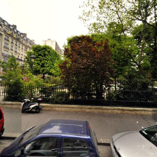 Station Vélib' Square des Epinettes - Vélos en libre-service - Paris