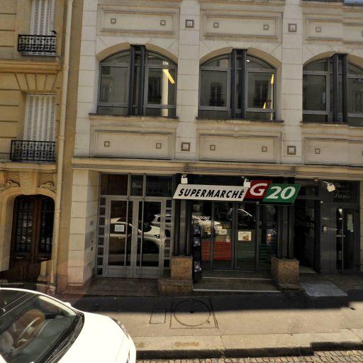 Supermarché G20 - Alimentation générale - Paris
