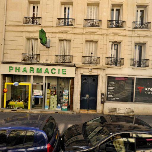 Jean Yves Nadal - Masseur kinésithérapeute - Paris