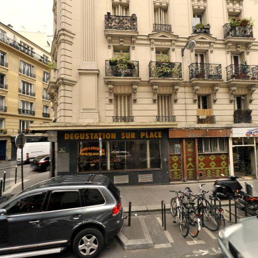 E.C.F Jules Joffrin - Auto-école - Paris