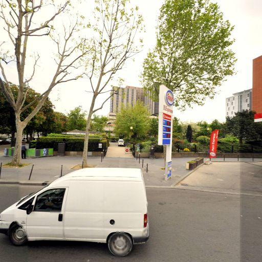Square de la Rue Henri Huchard - Parc, jardin à visiter - Paris