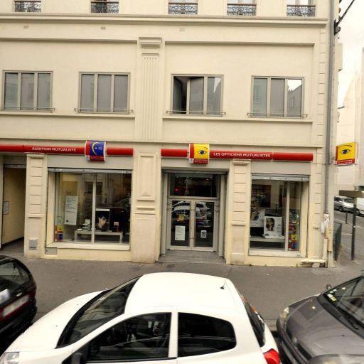Centre Médical et Dentaire Mutualiste - Clignancourt - Audioprothésiste - Paris