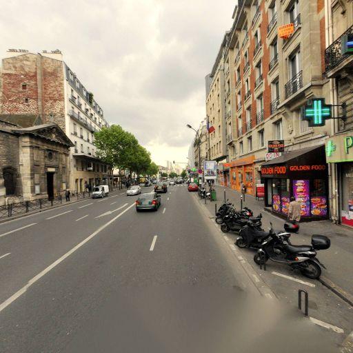Pharmacie de la Chapelle - Pharmacie - Paris
