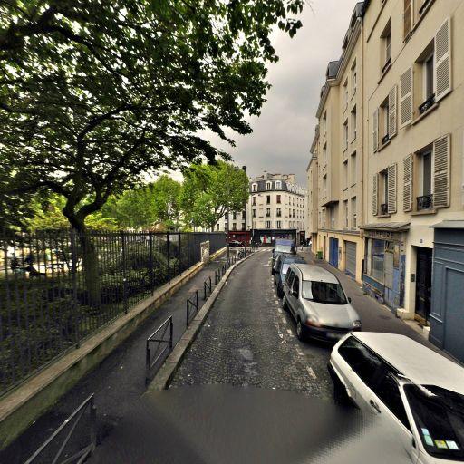 Square du Passage Leon - Parc, jardin à visiter - Paris