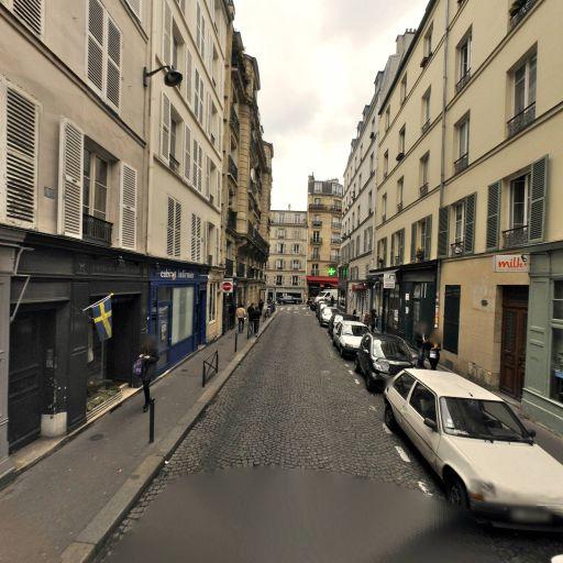 Martinet Claire - Traducteur - Paris