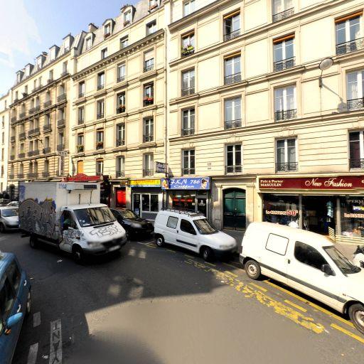 De Seguins Pazzis Foucauld - Interprète - Paris