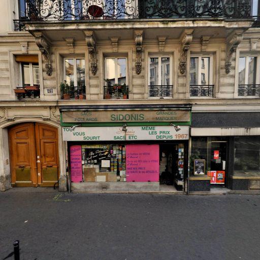 Goncalves Anacleto Cremilde - Courtier en marchandises - Paris