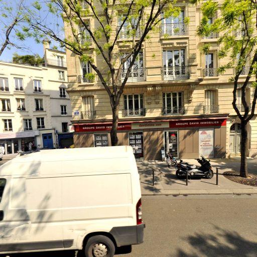 David Immobilier Custine-Ramey - Administrateur de biens - Paris