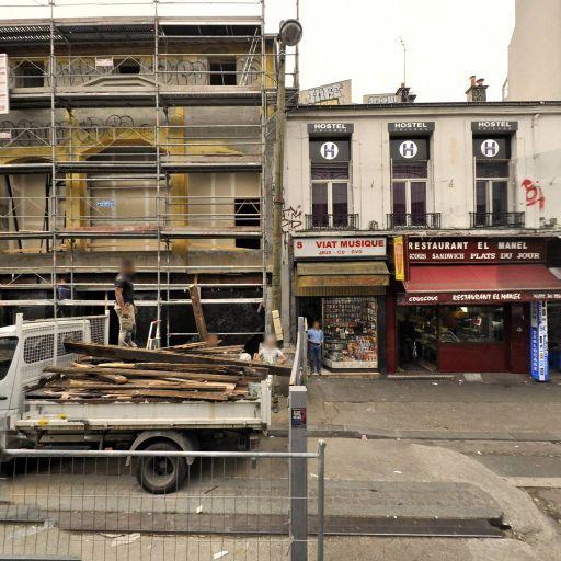 Maison Sauviat Sté - Disquaire - Paris