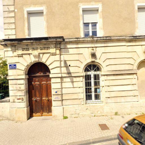 Lycee General Et Technologique Jean Dautet - Lycée - La Rochelle
