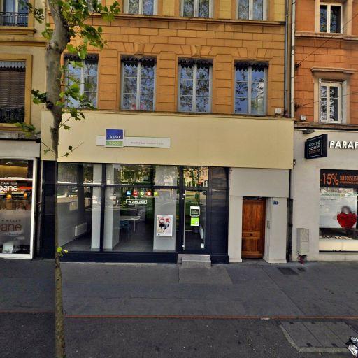 Assu 2000 - Société d'assurance - Lyon