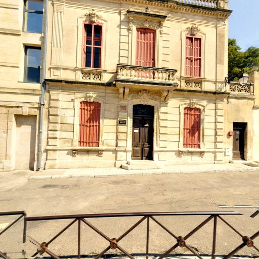 Collège Saint-Charles- ancien couvent des Cordeliers - Attraction touristique - Arles