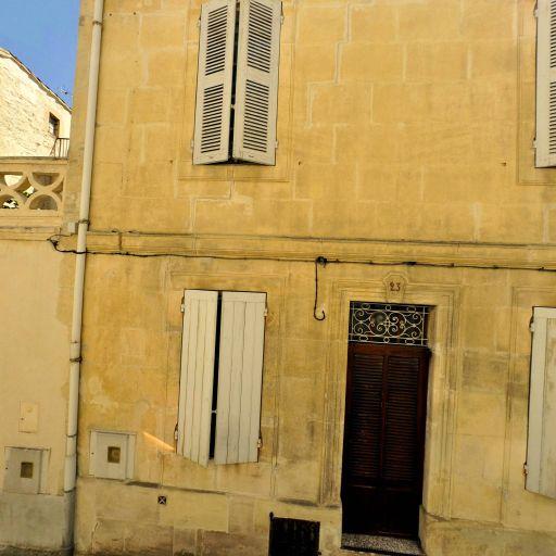 Eglise St Blaise - Église catholique - Arles