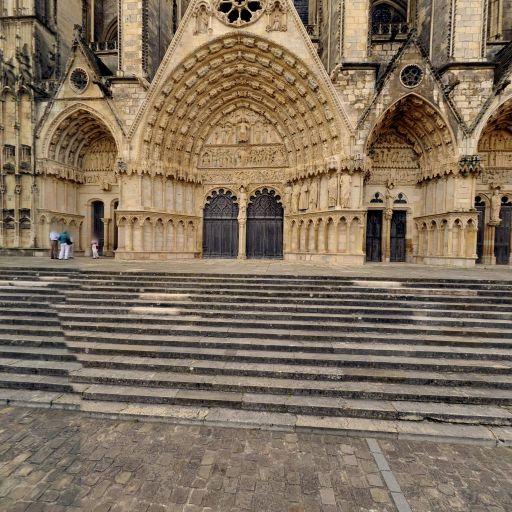 Cathédrale Saint-étienne - Église - Bourges