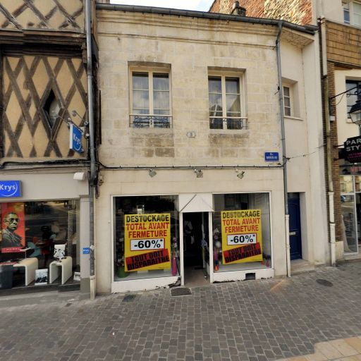 OPTIQUE CHRISTIN Opticien Krys - Opticien - Bourges