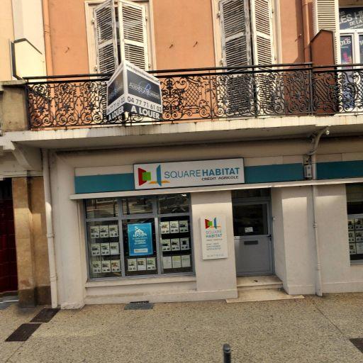 Square Habitat - Conseil et études financières - Roanne