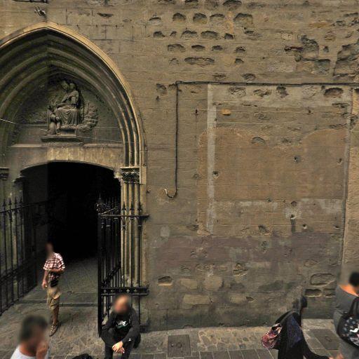 Eglise Des Carmes - Sites et circuits de tourisme - Carcassonne