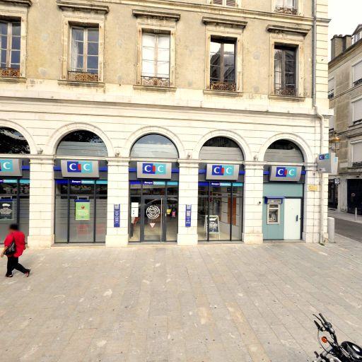 Cic - Banque - Pau