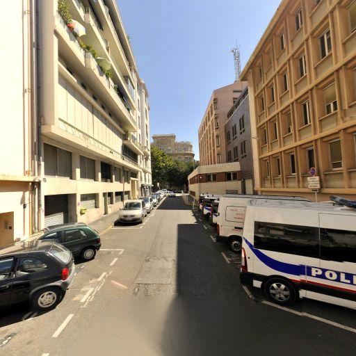 Hôtel De Police De Toulon - Services de gendarmerie et de police - Toulon