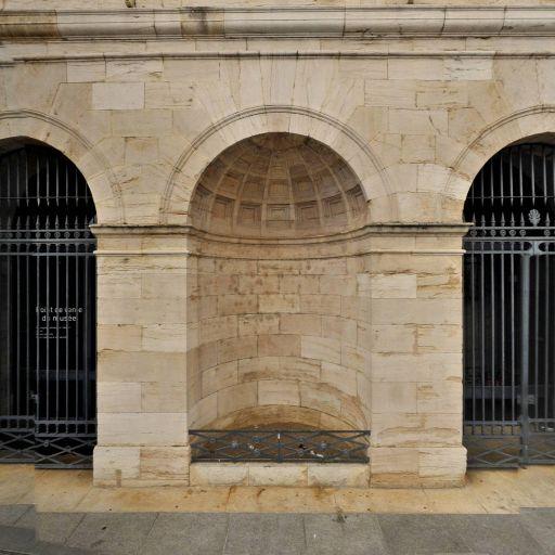 Ancien Hôpital Du St-Esprit - Attraction touristique - Besançon