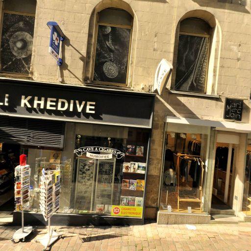 le Khedive - Bureau de tabac - Nantes