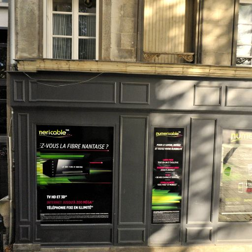 Boutique SFR NANTES ORLEANS - Vente de téléphonie - Nantes