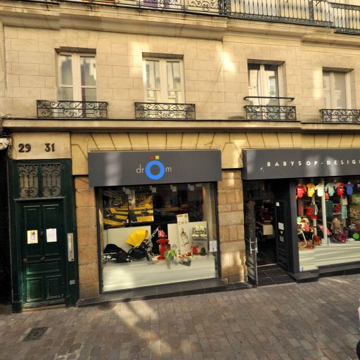 Dröm - Articles de puériculture - Nantes