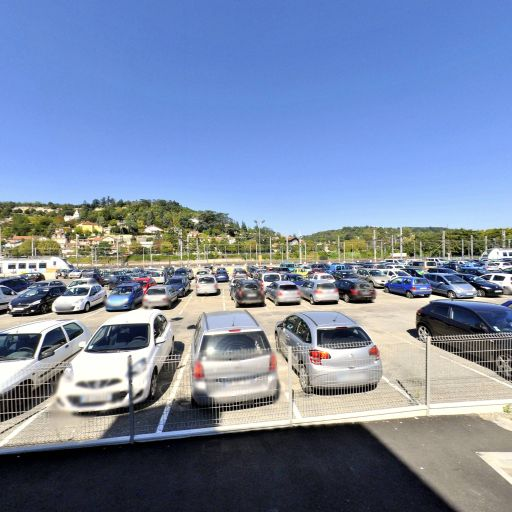 Gare P1 - Parking public - Agen
