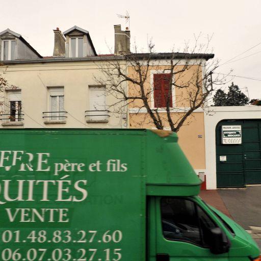 Maison Lefevre Père et Fils - Achat et vente d'antiquités - Saint-Maur-des-Fossés