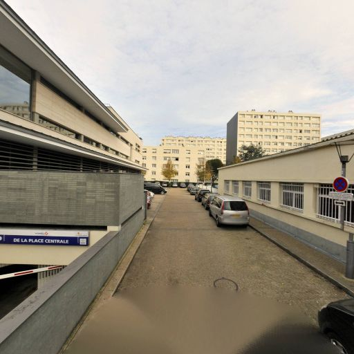 Parking Place Centrale - Parking - Meudon