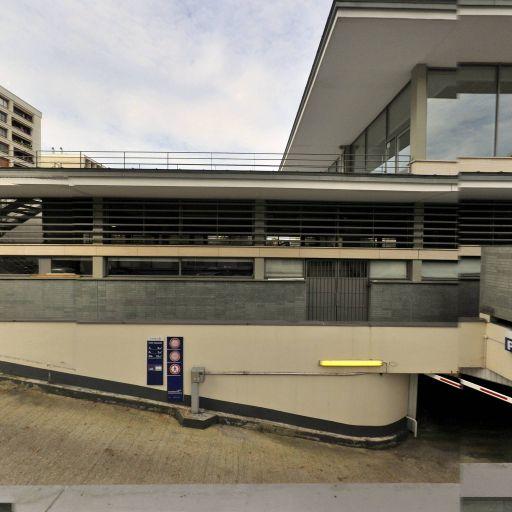 Parking Indigo Place Centrale - Parking public - Meudon
