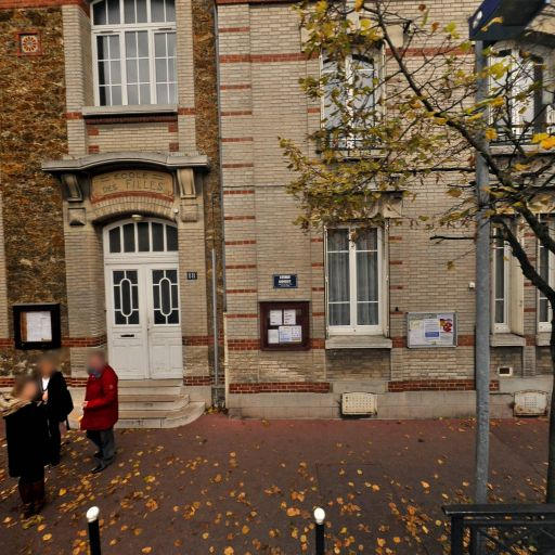 Ecole primaire Diderot - École primaire publique - Saint-Maur-des-Fossés