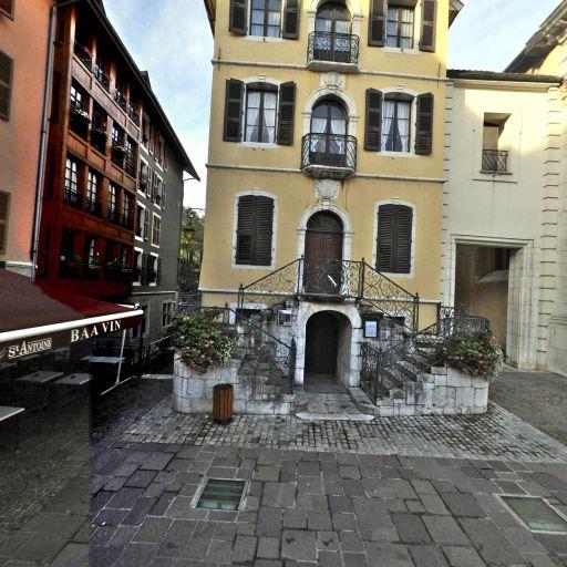 Hôtel de Ville - Attraction touristique - Annecy