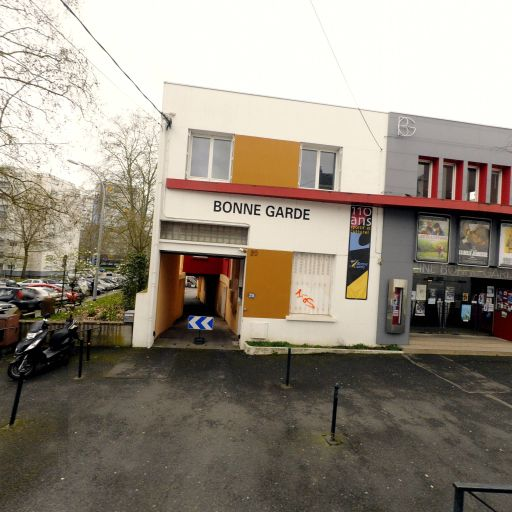 Association Sportive Culturelle Bonne Garde - Cinéma - Nantes