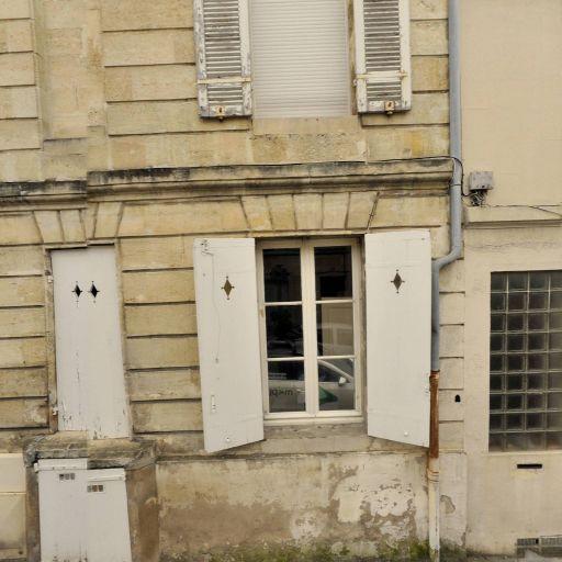 Ambidextre - Entreprise de menuiserie - Bordeaux