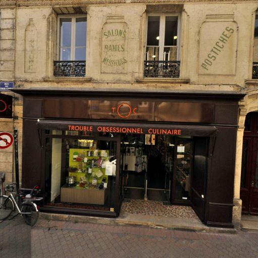 Toc - Articles de cuisine - Bordeaux